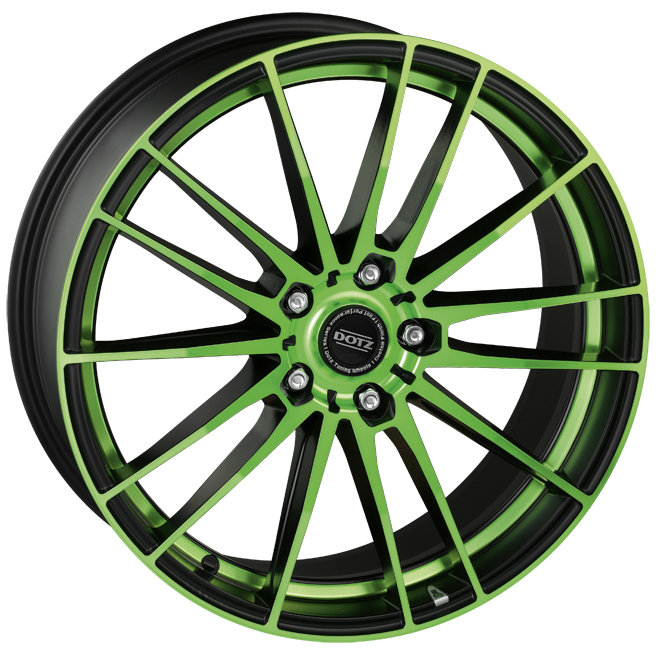 DOTZ Fast Fifteen Green Edition